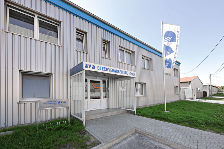 BVD GmbH, Niedere Börde-Gersdorf