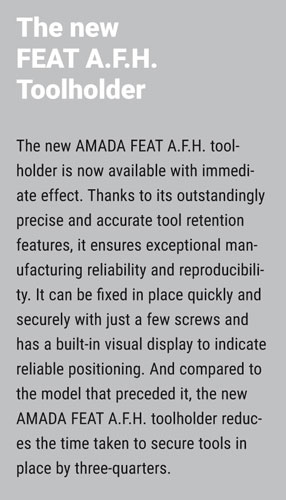 The new FEAT A.F.H. Toolholder