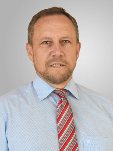 Axel Willuhn, Product Manager for Punching and Laser Technology, Amada GmbH