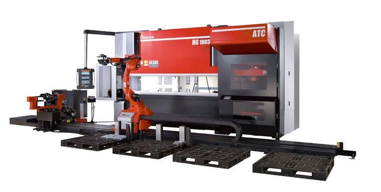 Automation in einer neuen Dimension: die HG-1003 ARs.